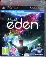 CHILD OF EDEN NEUF PLAYSTATION 3 PS3 NEUF SOUS BLISTER / FR ; PAL - Sony PlayStation