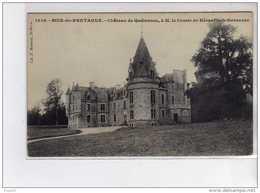 MUR DE BRETAGNE - Château De Quélennec - Très Bon état - France