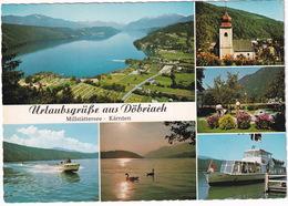 WATERSKI: SPEEDBOAT & SALONBOOT - Döbriach - Millstättersee - Kärnten - (Austria) - Wasserschi - Waterski