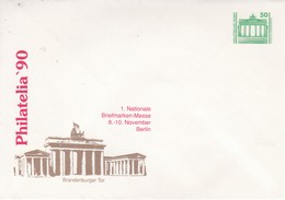 """DDR,  U """"Philatelie 90**, ** (135) - DDR"""