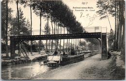 93 AULNAY SOUS BOIS - La Passerelle Du Canal - Aulnay Sous Bois