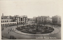 ***LARACHE  Plaza Espana Unused - Marruecos
