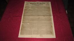 COLLEGE DE FRANCE - ADAM MICKIEWICZ - COURS DE LITTERATURE SLAVE - NOVEMBRE 1841. - Newspapers