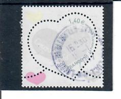 Yt 5025 St Valentin-coeur-courreges--cachet Rond - France