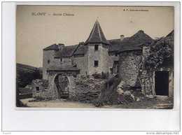 BLANOT - Ancien Château - Très Bon état - Autres Communes