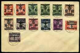 GENERALGOUVERNEMENT 1940 Brief Gestempelt (109012) - Besetzungen 1938-45