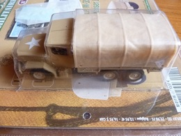 Solido Camion Bäché Américain M 35 Kaiser-Jeep - Autres Collections