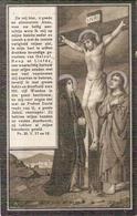 DP. IDONIE BLOMME ° GENT 1842 -+ WONDELGHEM 1914 - Religion & Esotérisme