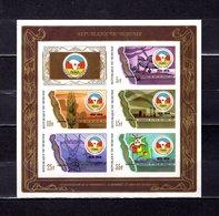 Burundi   1987   .  Y&T  Nº   122   Block - Burundi