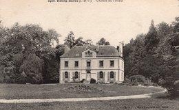 Bourg - Barré (35) -Château Du Teilleul. - Francia