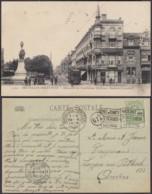 "BELGIQUE CP TRAMWAYS BRUXELLOIS ""BOULEVARD LEOPOLD II "" TRAM N  (DD) DC-1405 - Belgique"