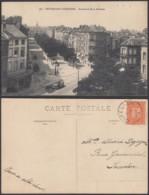 """BELGIQUE CP TRAMWAYS BRUXELLOIS """"BOULEVARD DE LA REVISION """"   (DD) DC-1406 - Belgique"""