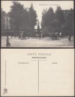 """BELGIQUE CP TRAMWAYS BRUXELLOIS """"LA PLACE ROUPPE"""" (DD) DC-1415 - Belgium"""