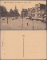 """BELGIQUE CP TRAMWAYS BRUXELLOIS KOEKELBERG """"PLACE SIMONIS """" (DD) DC-1418 - Belgique"""