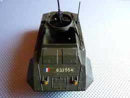 Solido M 20 Command Car Français - Autres Collections