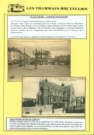 """BELGIQUE CP TRAMWAYS BRUXELLOIS """"PLACE LIEDTS """" + DESCRIPTIF (DD) DC-1429 - Belgium"""
