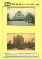 """BELGIQUE CP TRAMWAYS BRUXELLOIS """"PORTE DE HAL """"+ DESCRIPTIF (DD) DC-1436 - Belgique"""
