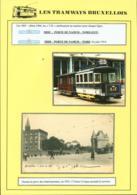 """BELGIQUE CP TRAMWAYS BRUXELLOIS """"PORTE DE HAL """" + DESCRIPTIF (DD) DC-1438 - Autres"""