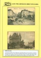 """BELGIQUE CP TRAMWAYS BRUXELLOIS """"BARRIERE ST GILLES """" + DESCRIPTIF (DD) DC-1444 - Belgique"""