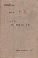 Livre Mycologie / Les Russules / Champignons / BLUM / Editions Lechevalier - Natualeza