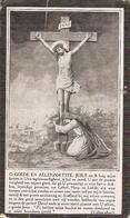 DP. MARIE BLOMME ° POESELE 1866 -+ AALTER 1922 - Religion & Esotérisme