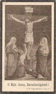 DP. CORALIE BLOMME ° MIDDELBURG 1865 -+ SINTE KRUIS BIJ BRUGGE 1926 - Religion & Esotérisme