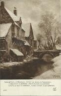 CPA - Salons De Paris - Tableau De G. MARONIEZ - Effet De Neige En Normandie. - Peintures & Tableaux