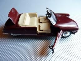 Norev Cabriolet DS 19 De 1963 - Autres Collections