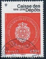 Yt 5045 Bicentenaire Caisse Des Dépots - France