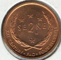 Samoa 2 Sene 2000 FAO UNC KM 122 - Samoa