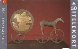 Denmark, KS 041, National Museum, Solvognen, Globe, Only 5.000 Issued, 2 Scans. - Denmark