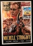 SCHEDA CIAK MICHELE STROGOFF - Cinemania