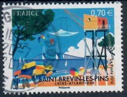 Yt 5047 St Brevin Les Pins Joli Cachet Rond - France