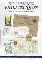 ACADEMIE DE PHILATELIE DOCUMENTS PHILATELIQUES N° 205 + Sommaire - Specialized Literature