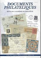 ACADEMIE DE PHILATELIE DOCUMENTS PHILATELIQUES N° 197 + Sommaire - Specialized Literature