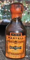 Rare Ancienne Mignonnettes Cognac Martell - Miniatures