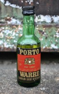 Rare Ancienne Mignonnettes  Porto Warre - Miniature