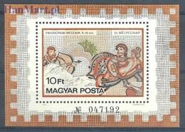Hungary 1978 Mi Bl 134 MNH ( ZE4 HNGbl134 ) - Mythologie