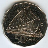 Fidji Fiji 50 Cents 1997 UNC KM 54a - Figi