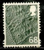 Grande Bretagne - Great Britain - Großbritannien 2011 Y&T N°3470 - Michel N°115 Nsg - 68p Linge Brodé - 1952-.... (Elizabeth II)