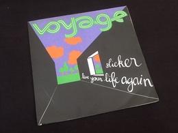 Vinyle 45 Tours Voyage  Slicker (1971) - Vinyles