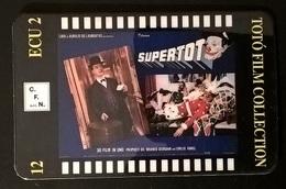CARTE TELEFONICHE PREPAGATE SUPERTOTO' - Cinema