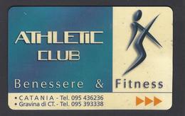 Badge - Athletic Club - Benessere &Finess - Catania - Non Classificati