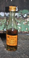Rare Ancienne Mignonnettes Cognac Castillon - Mignonnettes