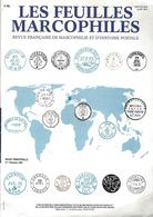 LES FEUILLES MARCOPHILES N° 282 + Sommaire - Specialized Literature