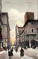 Thematiques Italie Bologne Bologna Via Independenza Timbre Cachet - Bologna