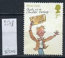 Grande Bretagne - Great Britain - Großbritannien 2012 Y&T N°3578 - Michel N°3184 Nsg - 1st Roald Dahl - 1952-.... (Elizabeth II)