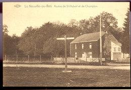 Cpa La Neuville Au Bois - Tenneville
