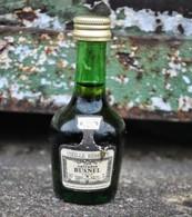 Rare Ancienne Mignonnettes Vielle Réserve Calvados Busnel - Miniatures