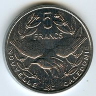 Nouvelle Calédonie New Caledonia 5 Francs 2003 KM 16 - Nouvelle-Calédonie
